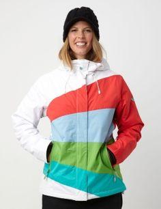 ski jacket - roxy