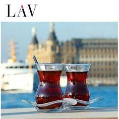 LAV Diva Gläserset **12-tlg.** Cay Bardagi Türkische Teeset Teeglas Teegläser bei New Stars Dortmund Stargardinen