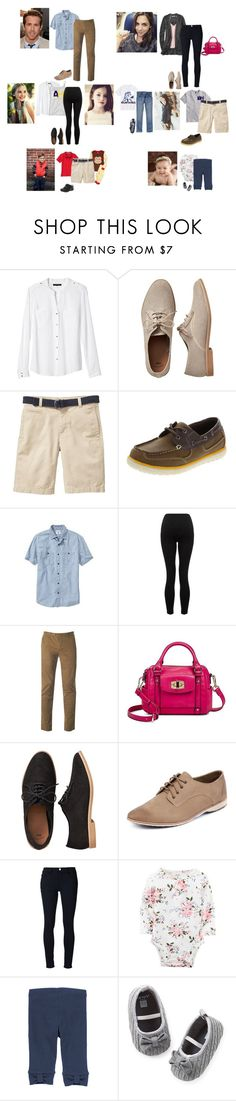 """The Hope Family 9/19/16"" by the-hope-family ❤ liked on Polyvore featuring Banana Republic, Gap, Gymboree, Old Navy, Lipsy, Skip Hop, Ted Baker, Merona, Rollie and pediped"