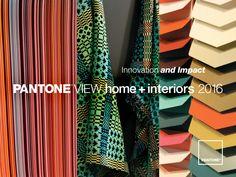 PANTONE VIEW home +