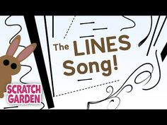 The Lines Song | Art Songs | Scratch Garden - YouTube