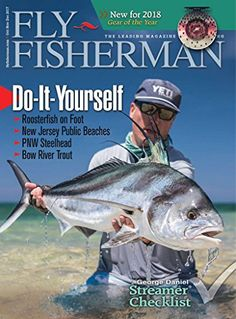 Fly Fisherman - This magazine is edited for anglers who fish primarily with a fly rod and for beginning anglers wishing to learn more about fly fishing. Its articles feature information on fresh and saltwater fly rodding, fly tying, rod making, angling tradition and history, travel and new products of interest t...