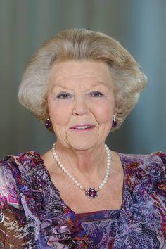 Portretfoto's Prinses Beatrix | Foto en video | Het Koninklijk Huis