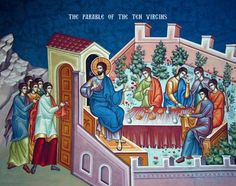 Parable of the 10 Virgins - (11Q21)