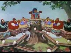 A cute Easter Cartoon my grandson just loves ,hard to find sweet little cartoons like this anymore ,Silly Symphony Funny Little Bunnies. The Best Easter Cartoon.