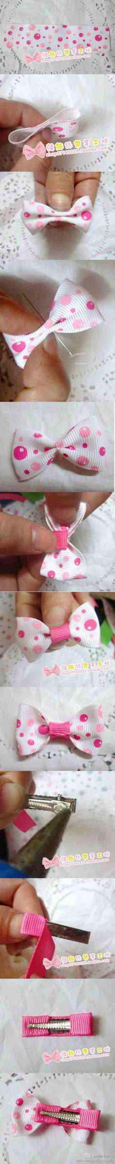 Cute Hair bows :)