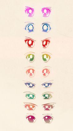 Sailor Moon Eyes