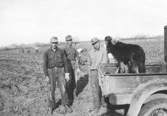 By HAL BERNTON, Seattle Times SEATTLE (AP) — Gunter Grawe spent three years as a German prisoner of war in western Washington, a World War II incarceration he recalls not with rancor, but gratitude…