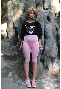 Blond Barbie Puppe Anal