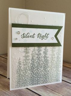 Gorgeous handmade card by Robin Merriman featuring the Wonderland stamp set from Stampin' Up!