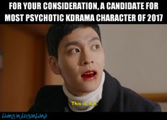 Missing Nine - Living in LoganLand - Episodes 9-10  He's such a psychopath.  #kdrama #kdramameme #koreandrama #missing9