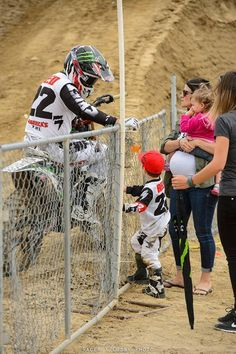 Chad Reed- A hero to the young