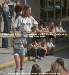 Love the girls of Dazed and Confused (1993)