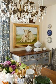 antique mail sorter | miss mustard seeds, vintage and antiques