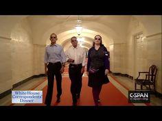 COUCH COMMANDER, White House Correspondents' Dinner 2016 MOVIE (FULL)