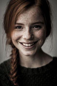 Priceless smile...