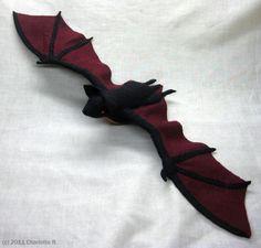 Felt bat!