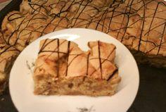 Fotorecept: Škoricový koláč s jablkami