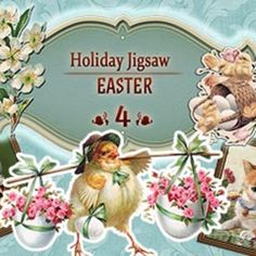 Holiday Jigsaw: Easter 4 Game - Free Download Enjoy the inimitable atmosphere of a bright spring holiday as you solve colorful jigsaw puzzles!