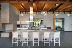 Custom Private Home in British Columbia by David Tyrell Architecture | HomeDSGN, a daily source for inspiration and fresh ideas on interior ...