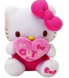 Hello Kitty Cute Heart