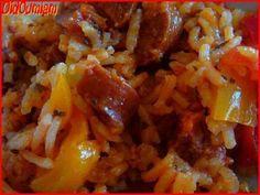 le riz à la catalane