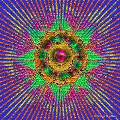 Recuperação e Arte: Mandalas Tarô