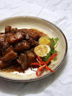 thịt kho tàu, vietnamese food