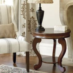 Benedetta Round Side Table