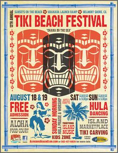 Tiki Beach Festival | Alfredo's Beach Club - August 18 & 19, 2012