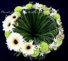 Bridal bouquet from Svetlana Lunin - www.zerkala.co.il/