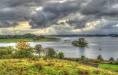 Tlcharger Fond d'ecran Castle Stalker,  Situé à Argyll et Bute,  sur la côte ouest de l'Écosse Fonds d'ecran gratuits pour votre rsolution du bureau 5729x3658 — image №592629