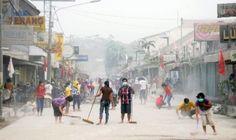 republika.co.id - Waspada, Penyakit ISPA dan Asma Rentan Serang Pengungsi Kelud   Republika Online