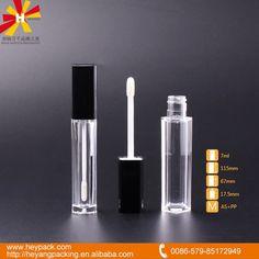 custom cosmetics bottle lip gloss packaging