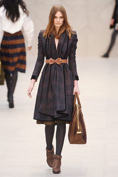 Burberry Prorsum »  Fall 2012 RTW » I want everything in this collection...I could die!
