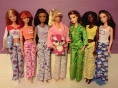 Pyjama Party! by Winchette1984, via Flickr