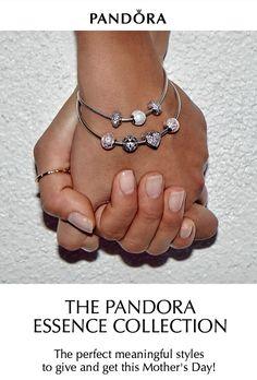 PANDORA - What is your Mothers Essence? Find it today at Glatz Jewelers! #GlatzJewelers #Pandora #MothersDay #MothersDay2017 #jewelry
