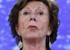 Steueroase - Bahamas: Vorwürfe gegen Ex-EU-Kommissarin Kroes - http://ift.tt/2cn9LlU