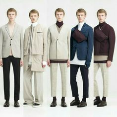 Top trends in #menswear WIDE LEGGED PANTS, EARTH TONES, ASSYASYMMETRIC CUTS, KIMONOS COLLARS @COS  Looks Eastward for Its 2016 Fall/Winter Collection  #cos #mensfashiontrends #mensjackets #mensfashionpost #mensfashionblog #bespoke #menssuittrends #scandanavianbrands #scandanaviandesigners #gq #complex #hypebeast #malemodels #mensfallfashion #streetwear #streetluxe #mensouterweartrends #fashionnews #luxury #kimonos
