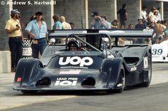 101 - Shadow Chevrolet - Phoenix Racing Organizations, Inc. Sports Car Racing, Auto Racing, Vintage Cars, Vintage Auto, Watkins Glen, Funny Pictures For Kids, Trans Am, Rc Cars, Le Mans
