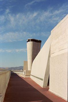 Marseille 36 Le Corbusier Cité Radieuse