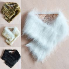 >> Click to Buy << Hot 2017 New Fashion Lovely Womens Fake Rabbit Fur Scarves Rose Design Girls Natural Fur Wraps Autumn Winter Soft Muffle #Affiliate
