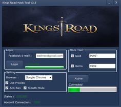 KingsRoad Hack Tool Free Gems 2016 download windows, iOS, apk. Full KingsRoad…