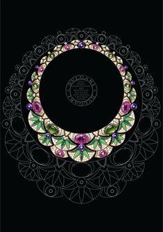Barocko, quand la haute joaillerie de Bulgari interprète le baroque - L'Officiel High Jewelry, Jewelry Art, Vintage Jewelry, Jewelry Necklaces, Unique Jewelry, Bulgari Jewelry, Chanel Jewelry, Diamond Jewelry, Jewelry Design Drawing