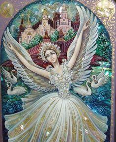Image result for russian folk art angel