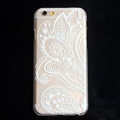 Folk Style  Painting  Hard Back Cover Case for iPhone 6 - EUR € 1.99