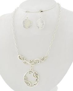 Necklace & Earring Set: S... - Baublefied | Scott's Marketplace