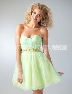 Gorgeous A-line Sweetheart Mini/Short Evening/Prom Dresses