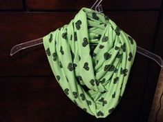 Items similar to Infinity Scarf - Super Soft Jersey Fabric- Green with Hearts - Great Valentine's Gift! on Etsy Great Valentines Day Gifts, Fashion Beauty, Trending Outfits, Unique Jewelry, Fabric, Handmade, Etsy, Vintage, Tejido