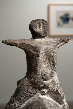 Marino Marini, Piccolo cavaliere (particolare), 1951-52, bronzo, 57,7x57,2x29,2 cm, Fondazione Marino Marini. Foto: Gigi Murru